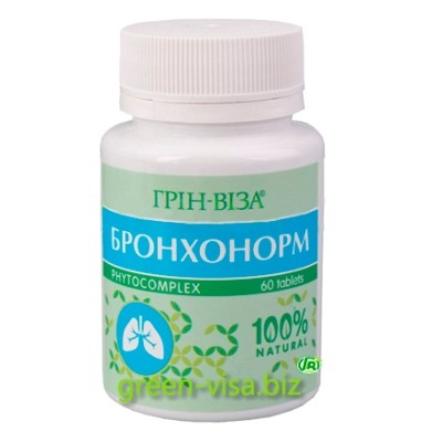 Бронхонорм - Бронхионол