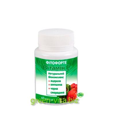 Капсулы Фитофорте Витамин С