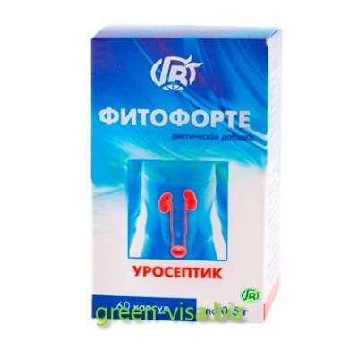 Капсулы Фитофорте Уросептик