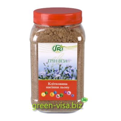 Пищевые волокна - Клетчатка семян льна