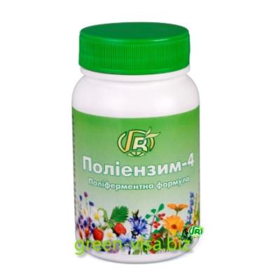 Полиэнзим - 4 Полиферментная формула 140г